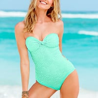 Lace-up One-Piece - Beach Sexy - Victoria's Secret