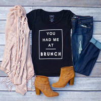 Brunch Lovers Tee