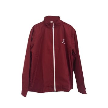 Alabama Crimson Tide Zip Jacket | BAMA Zip Jacket | Alabama Zip Jacket