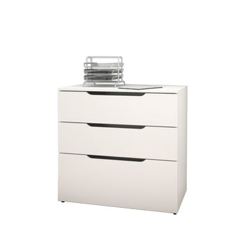 Cadiz 3-Drawer Filing Cabinet