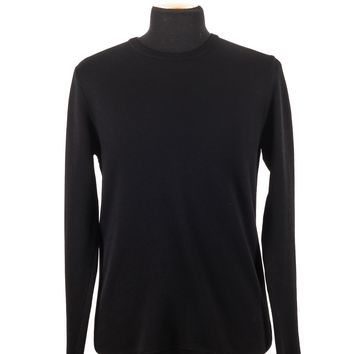 Silent by Damir Doma Black Knit Shirt
