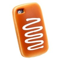 2012 Bread with Cream Soft Case for iPhone 4/4S(Bread Scent)