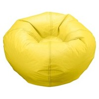 Bean Bag Chair - Matte Marigold