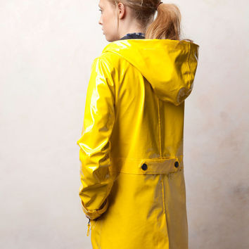 PVC FABRIC RAINCOAT - COATS & THREE-QUARTER COATS - WOMAN - Slovakia