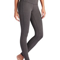 Athleta Womens Herringbone Chaturanga Tight