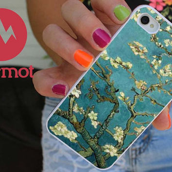 Flowers Van Gogh iPhone 5 Case, Elixir iPhone Case, Steampunk iPhone 4 Case, iPhone 5S, iPhone 5C Case
