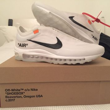 OFF-WHITE x Nike Air Max 97 (DSWT)