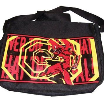 Great Eastern Entertainment Evangelion Eva Unit 02 & At Field Messenger Bag