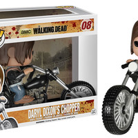 POP! The Walking Dead: Daryl's Chopper Vinyl Figure