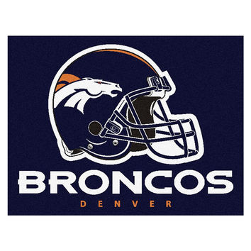Denver Broncos NFL All-Star Floor Mat (34x45)