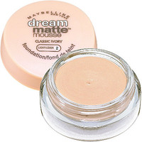 Maybelline Dream Matte Mousse Foundation Classic Ivory 2 Ulta.com - Cosmetics, Fragrance, Salon and Beauty Gifts