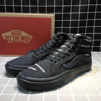 VANS SK8-HI x Enfants Riches Déprimés Old Skool Flats Shoes Sneakers Sport Shoes