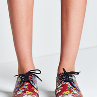 Dr. Martens 1461 Floral 3-Eye Oxford | Urban Outfitters