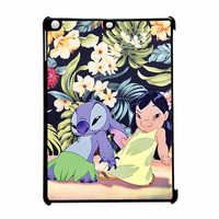 Lilo And Stitch Dancing Floral iPad Air Case