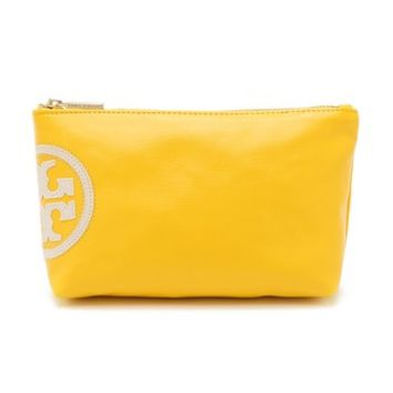 Tory Burch Dipped Beach Small Slouchy Cosmetic Case
