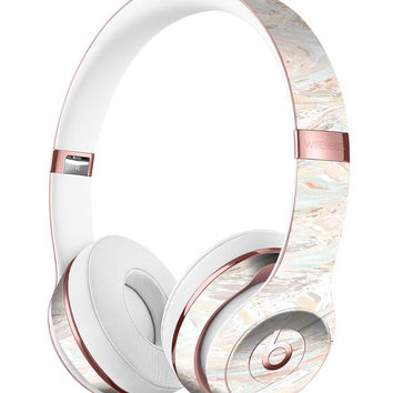 Slate Marble Surface V27 Full-Body Skin Kit for the Beats by Dre Solo 3 Wireless Headphones