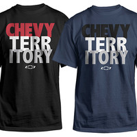 Chevy Territory Statement T-Shirt-Chevy Mall