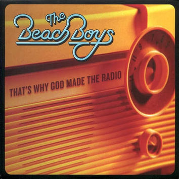 "The Beach Boys - That's Why God Made The Radio 7"" EP"