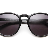Beaumont Sunglasses (Gloss Black/Gray)