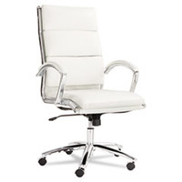 Alera NR4106: Neratoli High-Back Slim Profile Chair | OfficeWorld.com