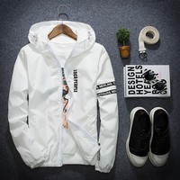 White-Out Trenches WindBreakers