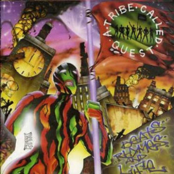 A Tribe Called Quest - Beats, Rhymes & Life LP RE