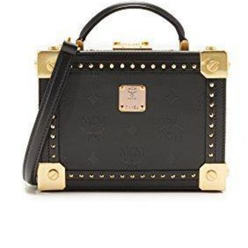 Mcm Women's Berlin Trunk Cross Body Bag