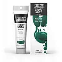 Professional Heavy Body Acrylic Paint Heavy Body Muted Green 2-oz tube | Liquitex.com