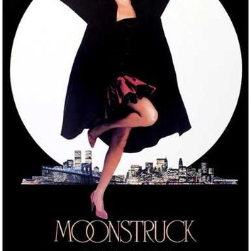 Moonstruck Movie Poster 11x17