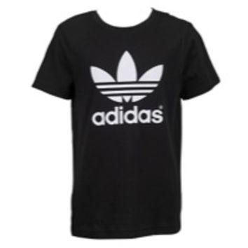 adidas Originals Trefoil Logo T-Shirt - Boys' Grade School at Champs Sports