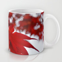 Japanese Maple Tree  Mug by Lena Photo Art