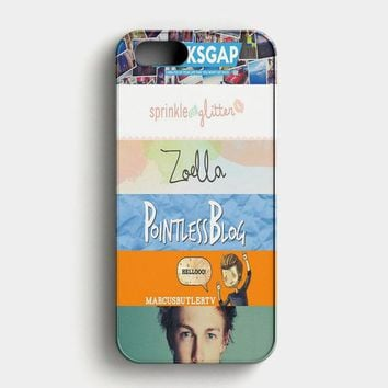 Quotes The Youtubers 2 iPhone SE Case
