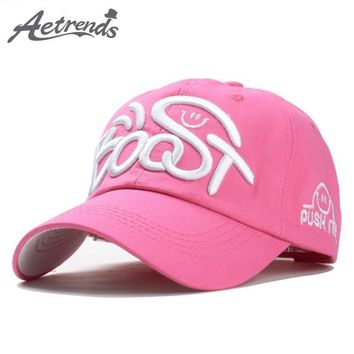 Trendy Winter Jacket [AETRENDS] Women Ponytail Baseball Cap Game Youth Snapback Hip Hop Hat Bone Outdoor Recreation Tennis Polo Caps and Hats Z-6448 AT_92_12