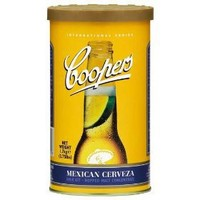 Complete Coopers Brewery Mexican Cerveza Beer Kit Package