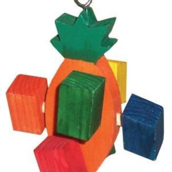 Critter Ware Crazy Carrot Toy Small Animal Chew