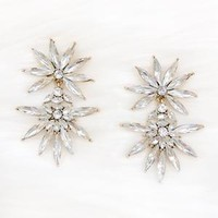 Crystal Edith Earrings