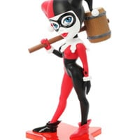 Funko DC Comics Vinyl Vixens Harley Quinn Figure Hot Topic Exclusive