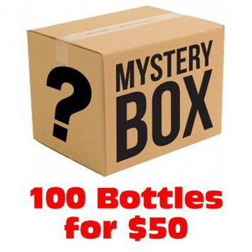 Mystery e-Juice 100-pack - The Vape Co.