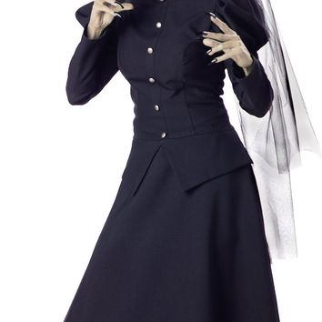 InCharacter Women's Witch Costume, Medium