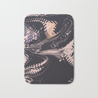 Static Bath Mat by duckyb