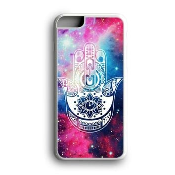 Awesome Black Friday Offer Hand Hamsa Tattoo Galaxy Nebula iPhone Case | Samsung Case