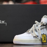 A COLD WALL x Nike Air Force 1 ACW Samuel Ross AF1 Sneaker