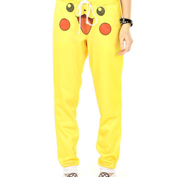 PIKACHU SWEATPANTS