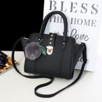 Luxury Crossbody Leather Shoulder Handbag
