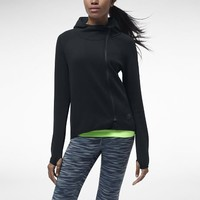 Check it out. I found this Nike Tech Fleece Cape Women's Hoodie at Nike online.