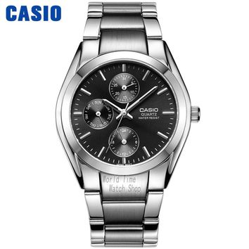 Casio watch Leisure sports waterproof men's watch MTP-1191A-1A MTP-1191A-7A MTP-1192A-1A MTP-1192E-1A MTP-1192E-7A