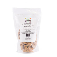 All-Natural Dog Treats Grain-Free Roasted Duck