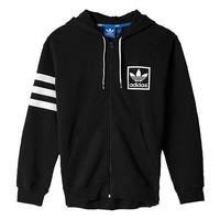 adidas Originals 3Foil Full Zip Hoodie - Men's