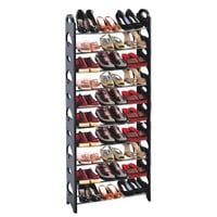 50 Pair Tower Shoe Organizer