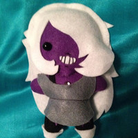 Steven Universe Plush - Amethyst - MADE TO ORDER